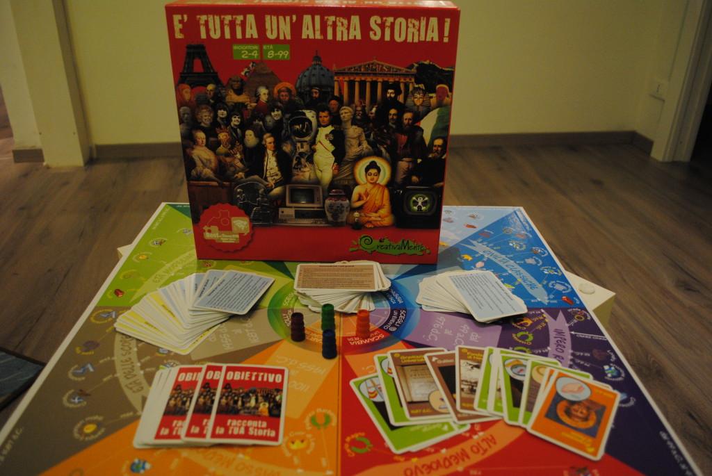 Farollo e Falpalà laboratori per bambini firenze - E' tutta un'altra storia - gioco - creativamente