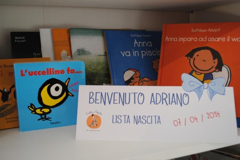 Farollo e Falpalà, libreria per bambini di Firenze, lista regali e idee regali