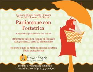 Farollo e Falpalà, libreria per bambini di Firenze, incontri per mamme e genitori con ostetrica