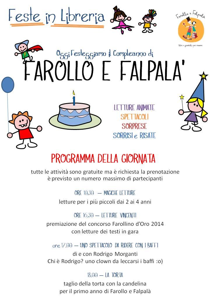 festa di Farollo eFalpalà