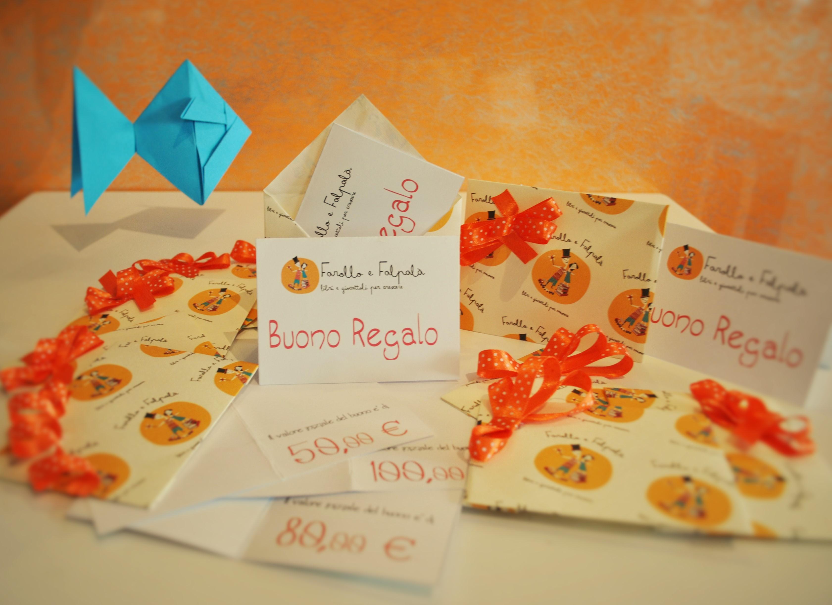 Farollo e falpal per natale buoni regalo per natale for Libri regalo