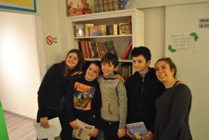 Farollo e Falpalà - musica in libreria - associazione Effetto Domino