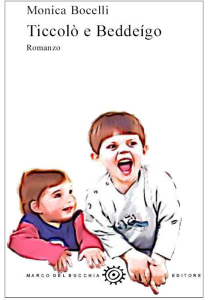 Ticcolò e Beddeico di Monicqa Bocelli presso Farollo e Falpalà libreria per bambini di Firenze