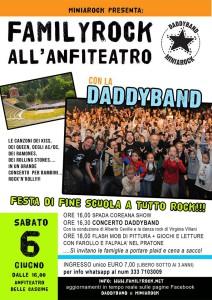 Family rock Farollo e Falpalà