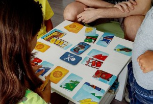 Giochi di società - laboratori ludici - libreria per bambini Farollo e Falpalà Firenze Legnaia