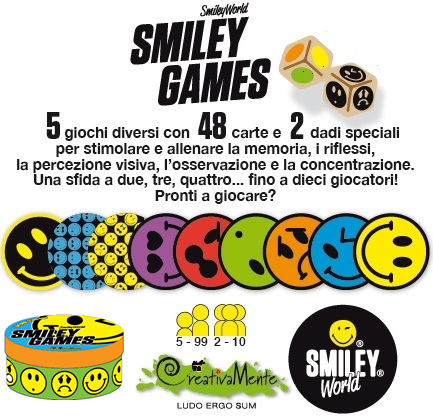 Smiley Games da Farollo e Falpalà il nuovo gioco di Creativamente e Smiley Company