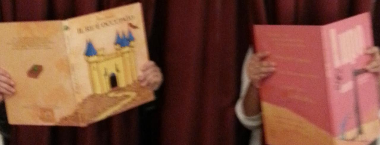 Libri in scena_ Farollo e Falpalà libreria per bambini e ragazzi - libri e giochi firenze