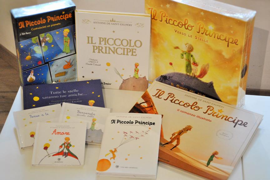 il piccolo principe da farollo e Falpalà libreria PER BAMBINI E RAGAZZI DI fIRENZE