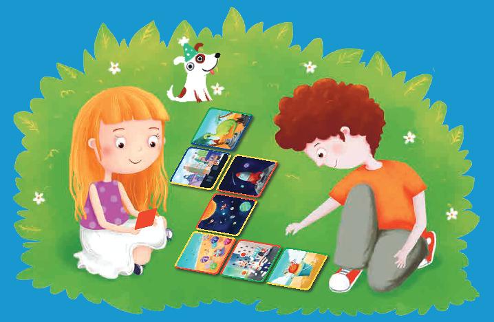 Storie a CuCu da Farollo e Falpalà libreria per bambini di firenze