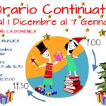 chiusura_orariocontinuato_natale16 Farollo e Flapalà orario continuato libri e giochi per bambini a firenze