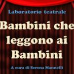 Laboratorio teatrale per bambini da Farollo e Falpalà